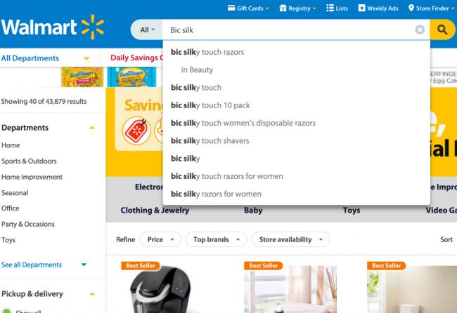 Walmart Find Item 1