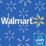 Walmart eGiftCard