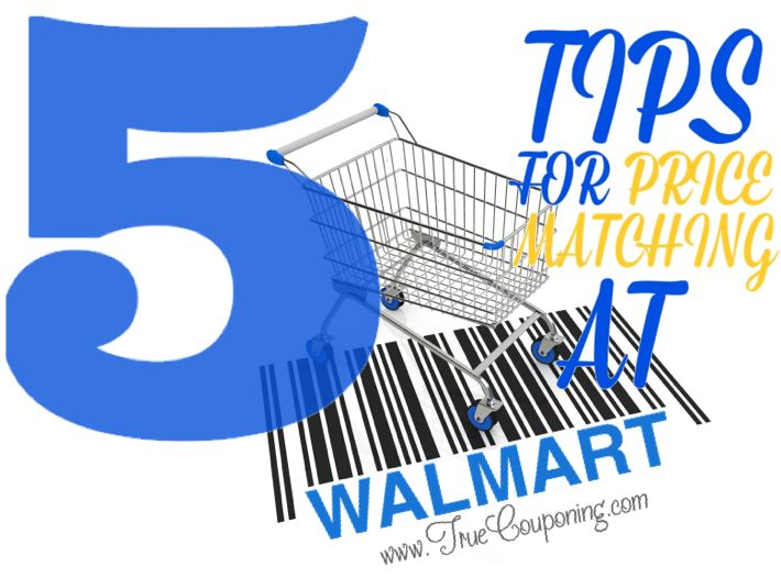 How to Successfully Price Match at Walmart ~ 5 Easy Tips!