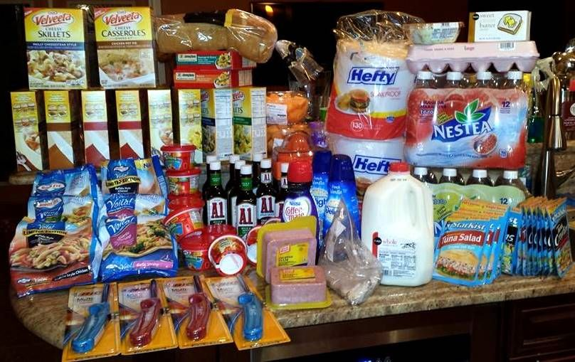 A True Couponing Testimonial from Bunny J.! She SAVED $101 on all this…