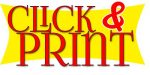 Easy Click and Print! Saves you Time AND Money!