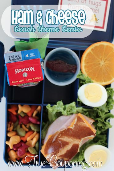 Fun School Lunch Idea with FREE Lunchbox Notes Download!
