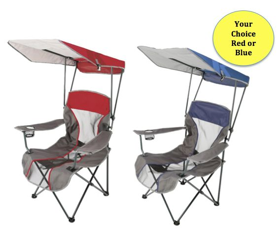Walmart Canopy Chair 8-14  sc 1 st  True Couponing & Kelsyus Premium Canopy Chair $24.96 ~ Today Only!