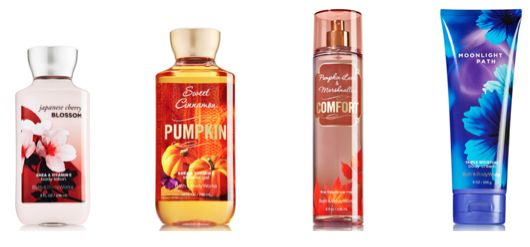 FREE Gift with Purchase Bath and Body Works Printable Coupon