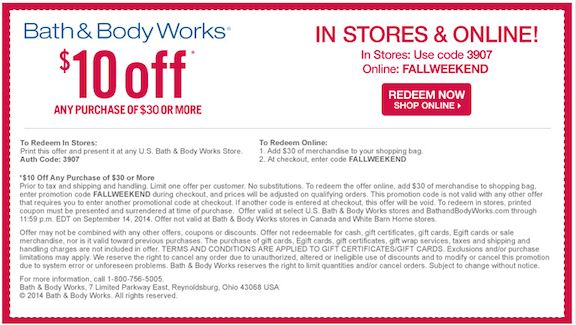 Subscribe to the Bath & Body Works Newsletter