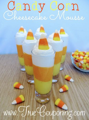 Candy Corn Cheesecake Mousse Main 9-30