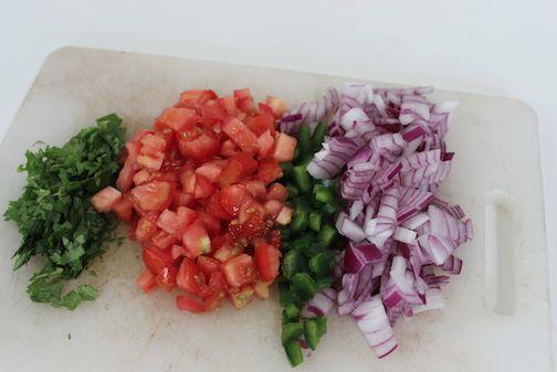 Chipotle Mild Tomato Salsa Chopped 9-10