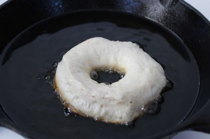 Easy Apple Cider Glazed Donuts3 9-18