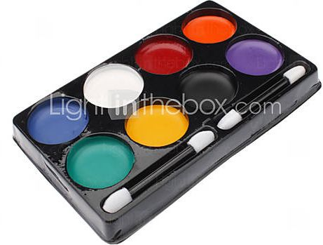Face Paint Kit just $4.99 + FREE Shipping!