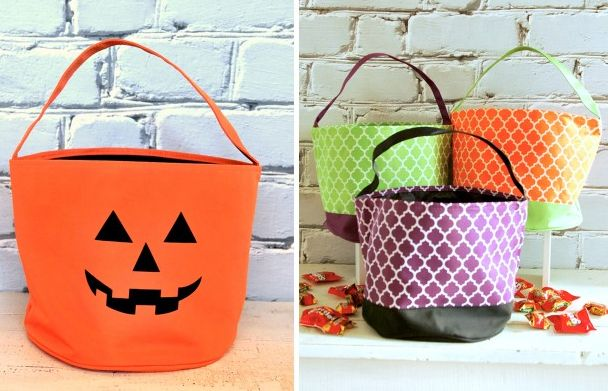 Halloween Totes for Trick or Treat $8.99!  Ends 9/27