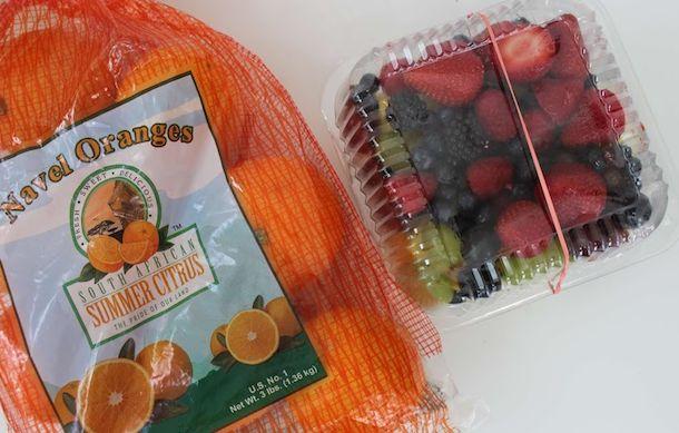 Orange Jack O Lantern Fruit Cups Ingredients 9-30