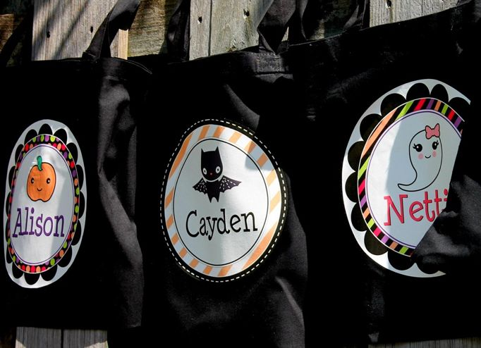 Personalized Tote Bags $12.45 Shipped