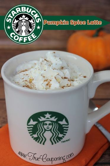 Starbucks Pumpkin Spice Latte Recipe 9-17