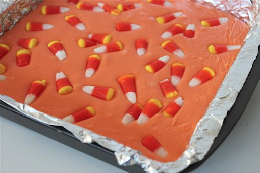 Candy Corn Fudge 2 10-3