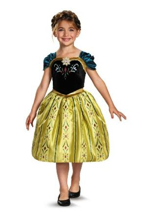 Disney Frozen Anna Costume just $23, Shipped FREE