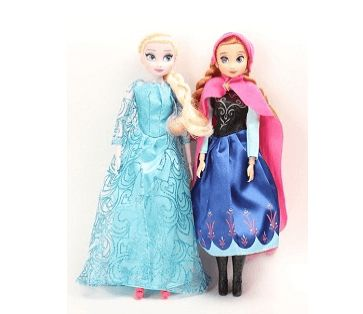 Disney Frozen Anna and Elsa Doll Set $24 Including Shipping!