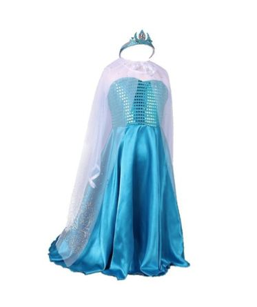 Disney Frozen Elsa Costume just $23.45, Shipped FREE