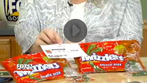 Hot Deal Shown Today on Fox! {Halloween Candy Only $1.18/Bag at Walmart!}