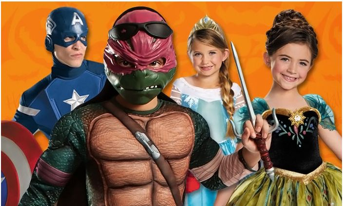 $20 for $40 Towards Halloween Costumes at Halloweenadventure.com