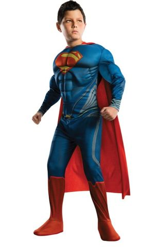 Kids Deluxe Superman Costume $10.38 Shipped!