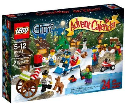LEGO City Advent Calendar $29.95, Shipped FREE