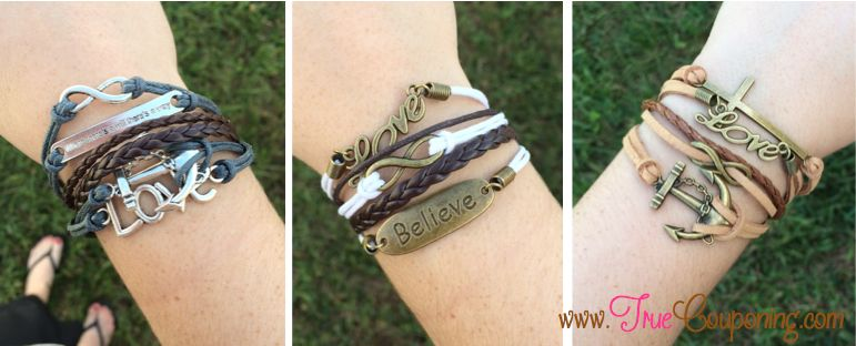 *HOT* 3 FREE ModWrap Bracelets – Only Pay Shipping + Each Additional is only $3.95!!
