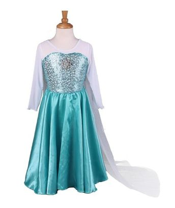 Princess Costume Inspired by Disney Frozen $12.96, Shipped FREE