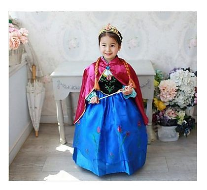 Princess Costume just $19.50 + FREE Shipping!  Ends 10/7