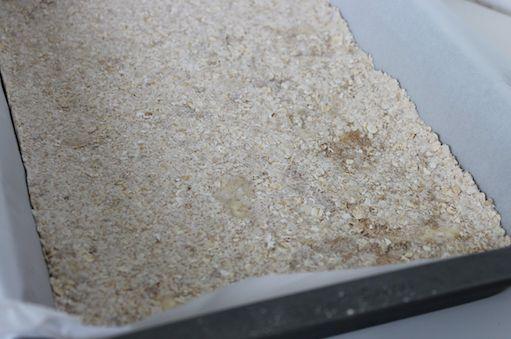 Pumpkin Cheesecake Bars Crust 10-1