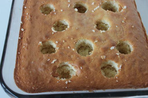 Pumpkin Pie Cake Holes 10-15