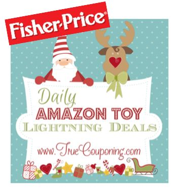 Amazon Lightning Toy Deals for October 15, 2014 ~ TONS of Fisher Price Deals TODAY!