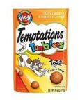 Temptations Tumblers Cat Treats 2.47 oz