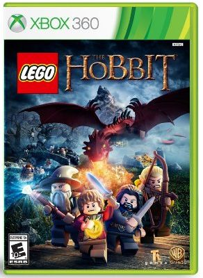 Xbox 360 Lego The Hobbit 10-10