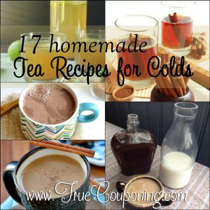 Cold Got You Down? Homemade Tea to the Rescue!