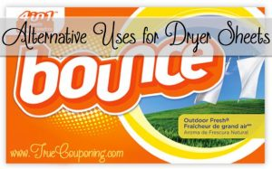 You Can Do WHAT with That Dryer Sheet?!