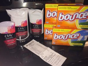 A True Couponing Testimonial from Cheryl S.! She spent only $5 on all this…