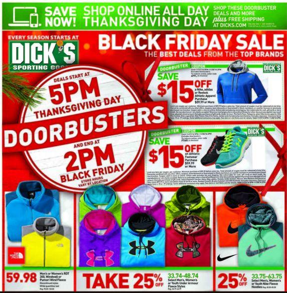 Dick S Sporting Goods 2014 Black Friday Ad Blackfriday