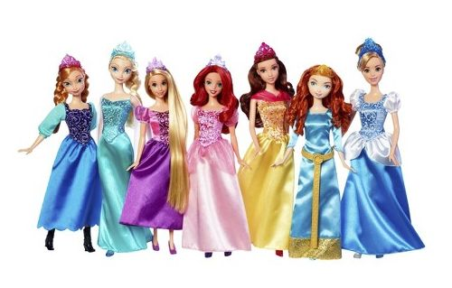 **PRICE CUT** Disney Princess Ultimate Collection 7 Pack $64.99 + FREE Shipping!