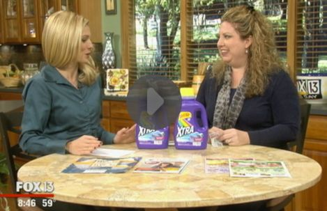 Hot Deal Shown Today on Fox! {Laundry Detergent Only $1 per Bottle!}