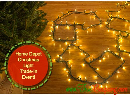 Home Depot Christmas Light Trade-In: $3 - $5 Off LED Lights! ~ Ends 11 ...