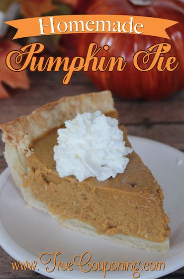 Pumpkin Pie Main