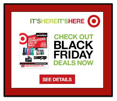 Target BLACK FRIDAY Early Access Items! TODAY ONLY! 11/10/14