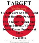 Target Special Qs 11-16-14