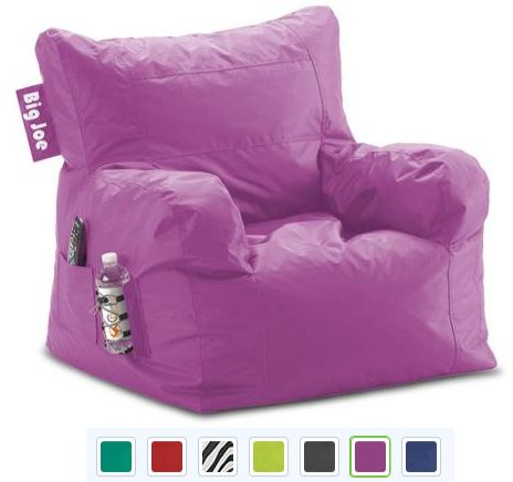 Walmart: Big Joe Bean Bag Chair, $26.88 ~ Today Only!