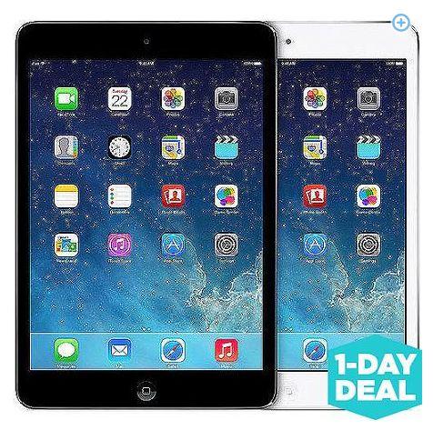 Walmart: iPad Mini 16GB w/WiFi $199 ~ Today Only!