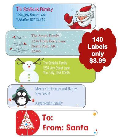 Return address labels vistaprint / Modells com coupons