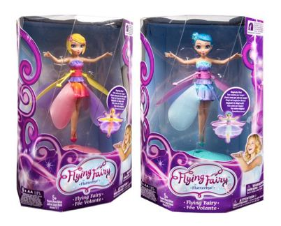 Walmart Flutterbye Fairies Choice Of 2 Colors 19 Today Only