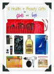 10 Health & Beauty Gifts