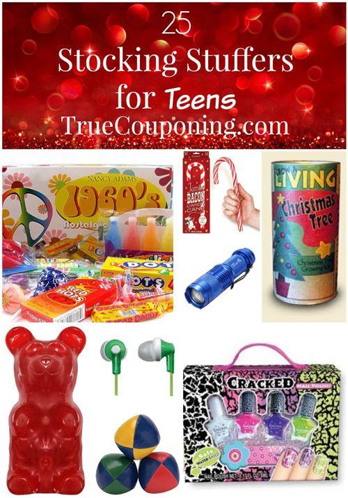 25 Stocking Stuffers for Teens