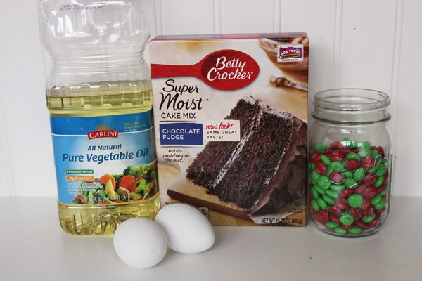 cake mix christmas cookies ingredients